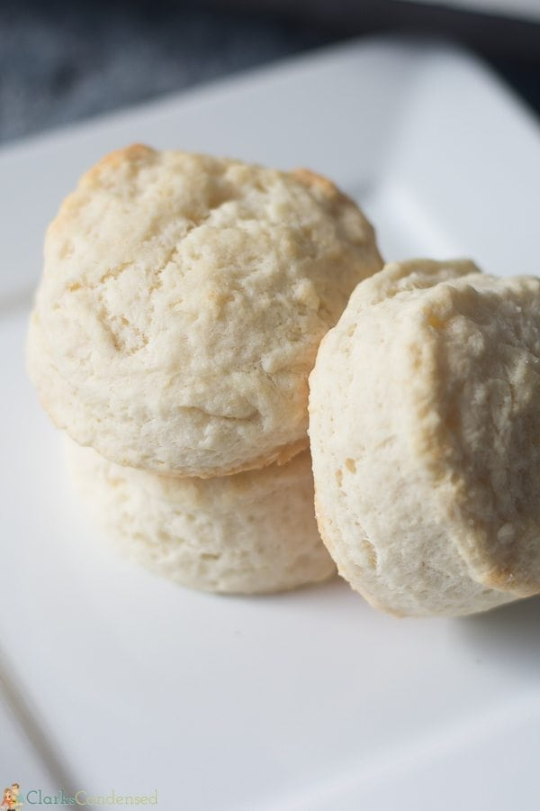 Buttery, Fluffy Baking Powder Biscuits Recipes — Dishmaps