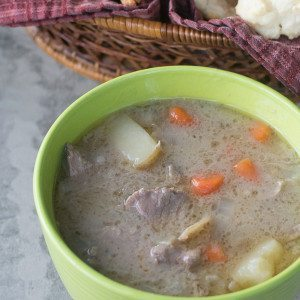 Slow Cooker Lamb Stew Recipe