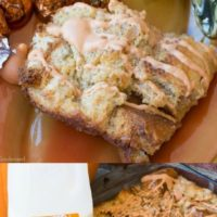 Spiced Pumpkin Bread Pudding