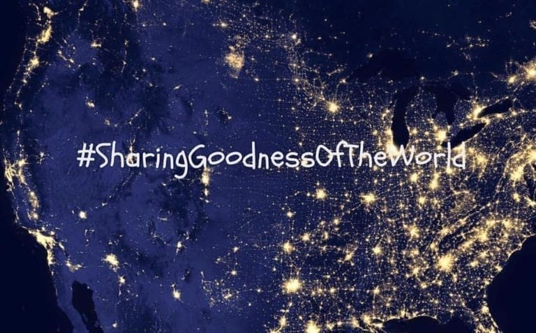 Share Goodness in the World with #WishesDelivered