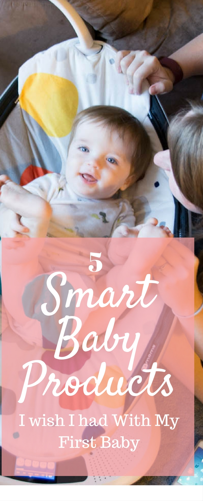 Five Smart Baby Products I wish I'd Had with My First - it sure would have made life a little bit easier! via @clarkscondensed
