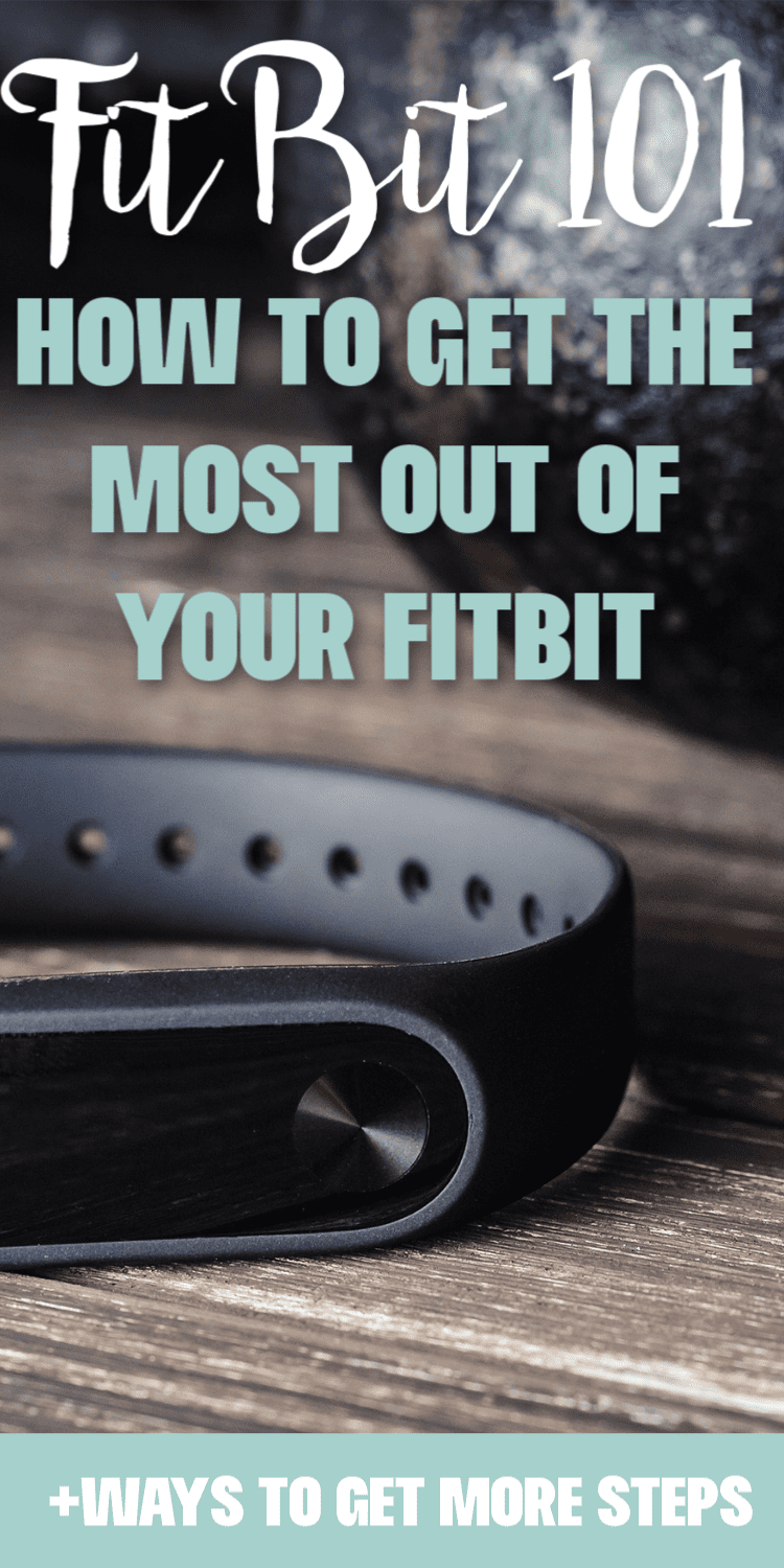 FitBit Guide and Tips and Tricks for 2019 - including FItBit Comparison chart via @clarkscondensed