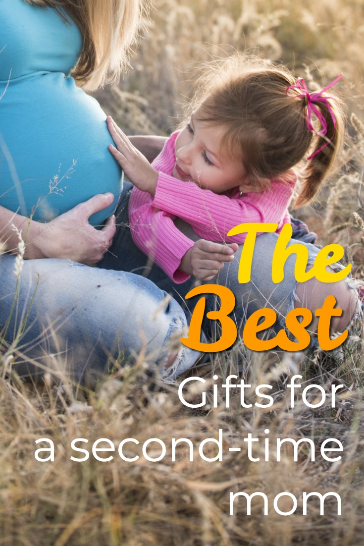 The Best Gifts for a second-time mom / second baby / second baby gifts / baby shower / mom gifts / gifts for mom #baby #secondbaby #babygifts #babyshower