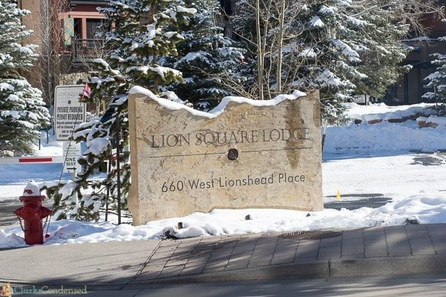 Lion Square Lodge Review