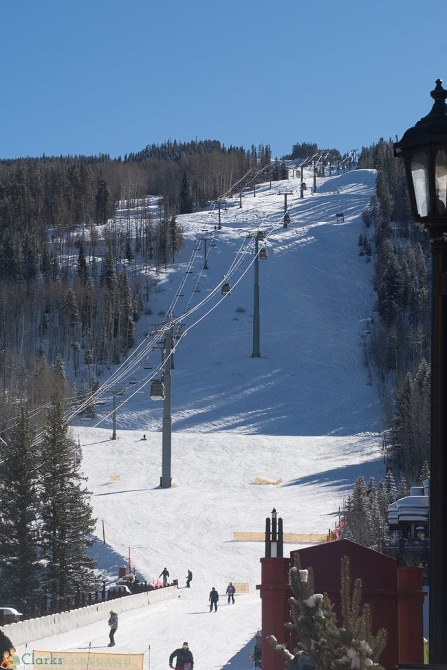 The Vail winter Family Guide