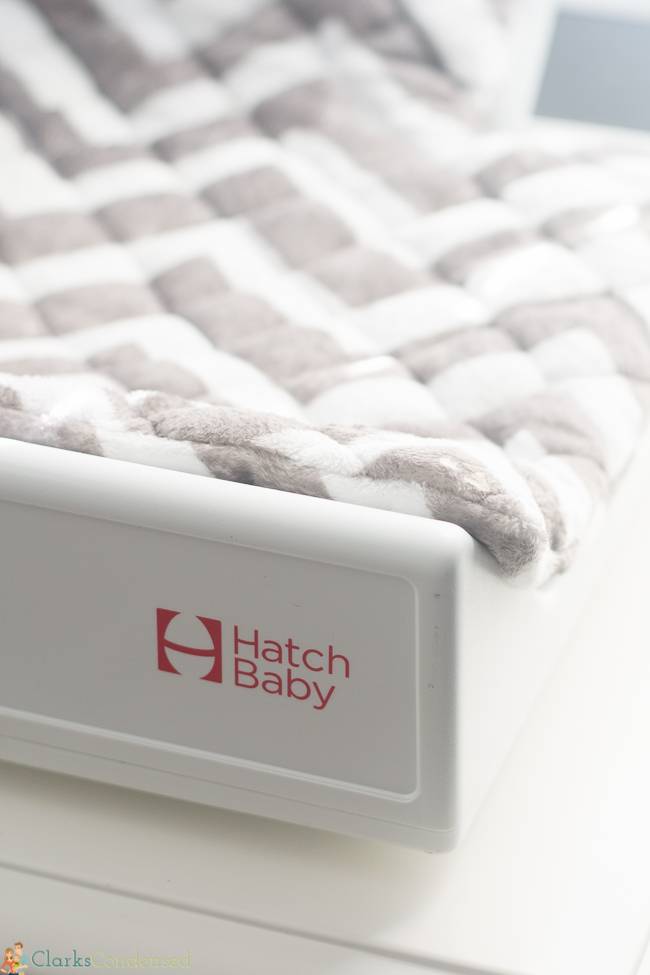 Hatch Baby Smart Changing Pad Review And Promo Code