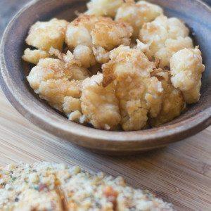 "Honey BBQ Cauliflower ""Wings"" Recipe with Better Bakery"