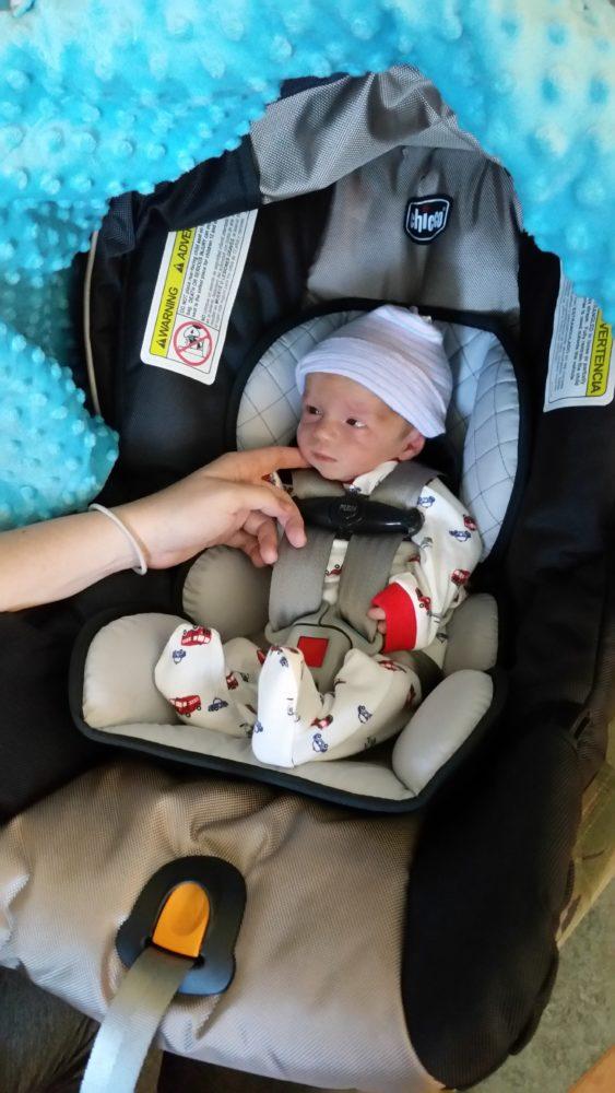 oliver car seat