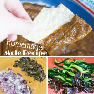 Homemade Mole Recipe