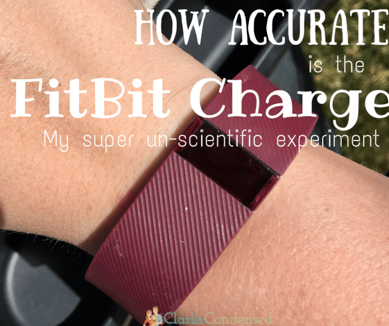How Accurate is the FitBit Charge?