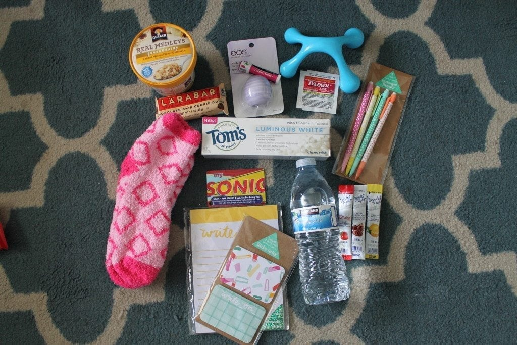 College Finals Survival Kit