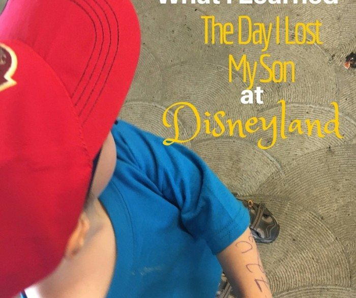 What I Learned The Day I Lost My Son