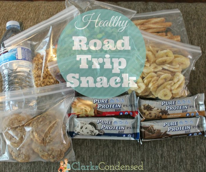 Nutritious Road Trip Snacks