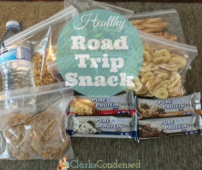 Nutritious Road Trip Snacks