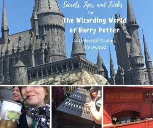 10 Secrets, Tips, and Tricks for The Wizarding World of Harry Potter in Hollywood