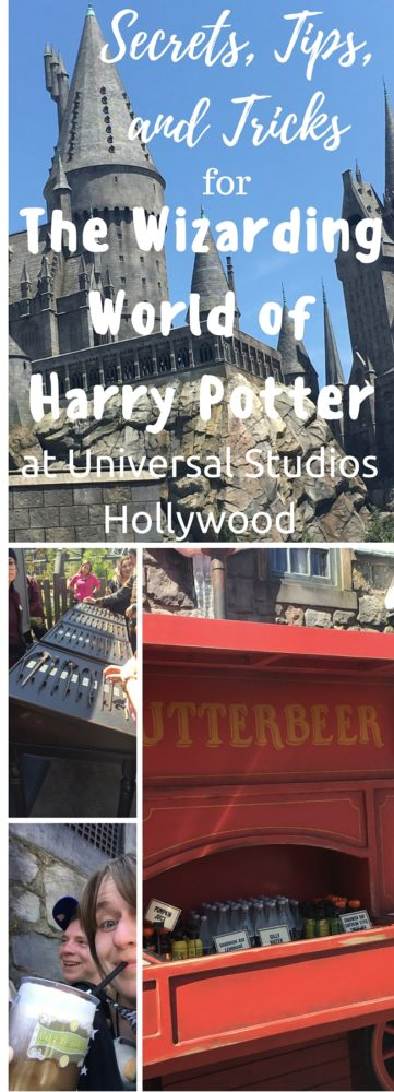 Secrets, Tips, and Tricks for the Wizarding World of Harry Potter via @clarkscondensed