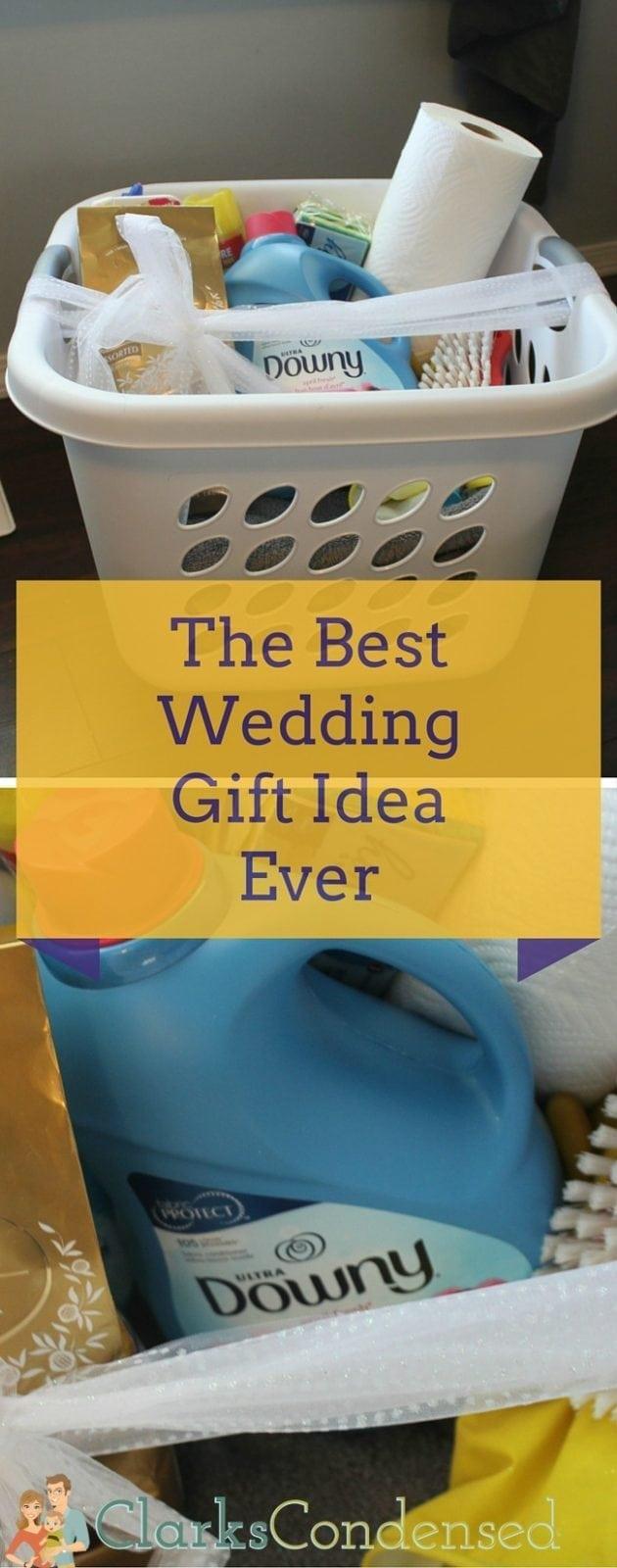 The Best Wedding Gift IdeaEver