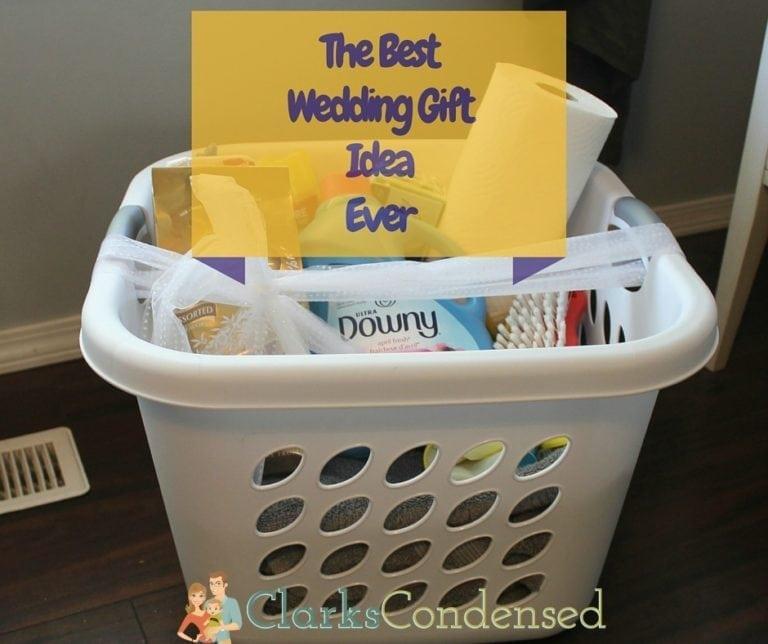 Wedding Gifts Ideas: The Best Wedding Gift Idea Ever