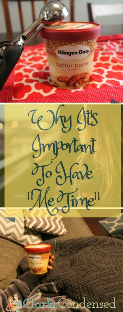 It's important to make time for yourself-- it can even make you a better mom and wife! #ad Find your #äah via @clarkscondensed