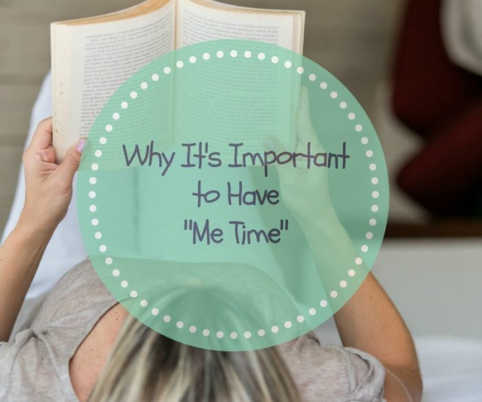 """Why It's Important to Have """"Me Time"""""""