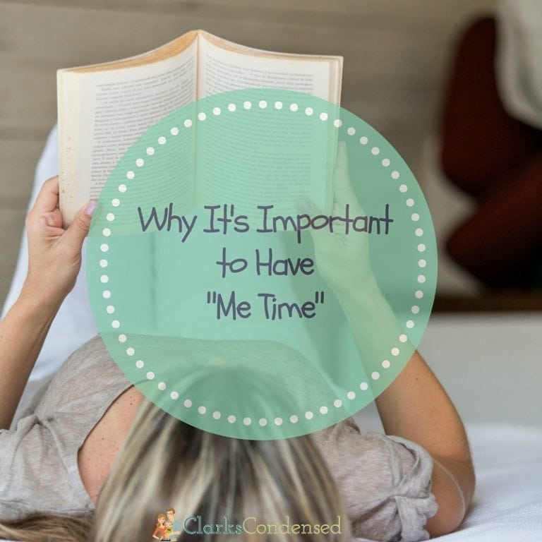 "Why It's Important to Have ""Me Time"""