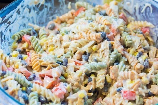 Pasta Recipes - Titel