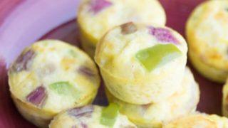 Muffin Tin Egg Muffins