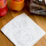 101 Lunch Box Note Ideas
