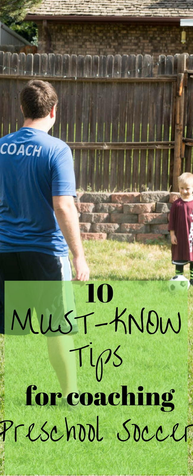 Are you coaching preschool soccer for the the first time? Here are some MUST-KNOW preschool soccer coaching tips, from an experienced preschool soccer coach. via @clarkscondensed