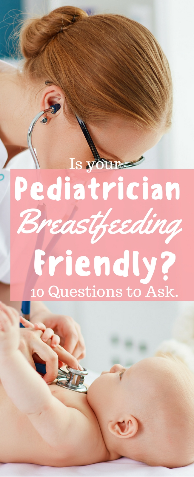 Is your pediatrician breastfeeding friendly? Here are 13 questions to ask. via @clarkscondensed