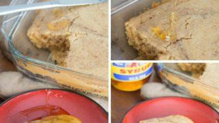 Baked Pancakes Recipe