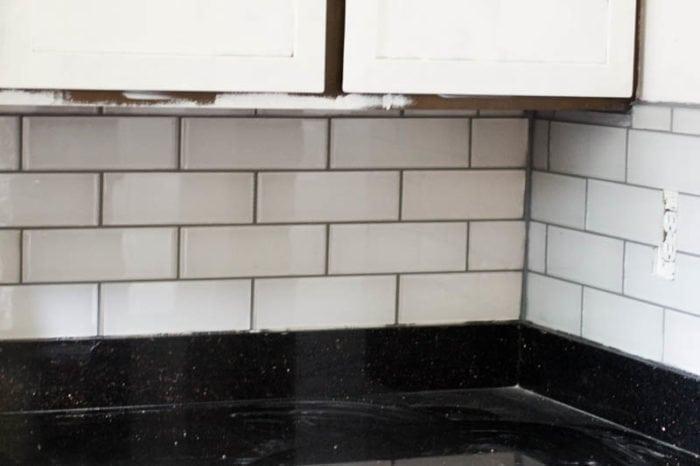 diy subway tile backsplash installationtips and tricks including all