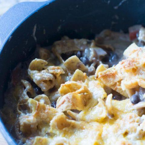 One Pot Frito Pie Casserole