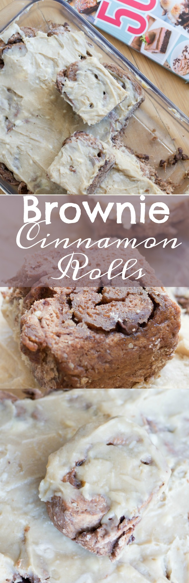 These chocolate brownie cinnamon rolls are TO DIE for. via @clarkscondensed