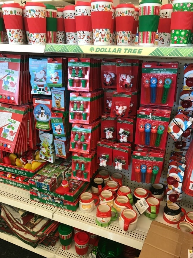 The best christmas products to buy at dollar tree