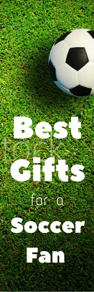 The Best Gifts for a Soccer Fan
