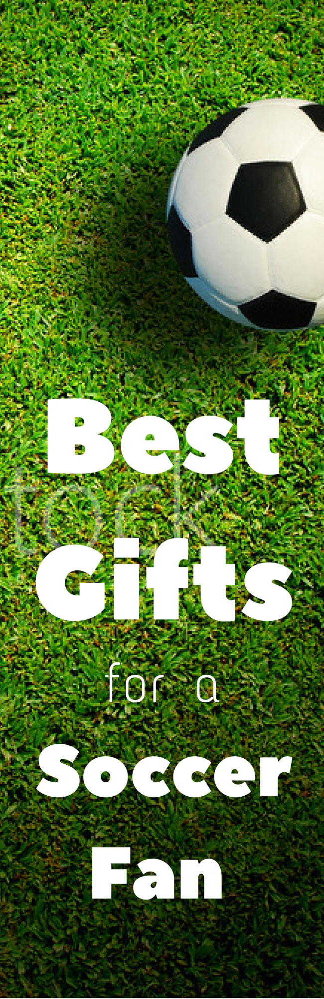 The best gift ideas for a soccer fan via @clarkscondensed