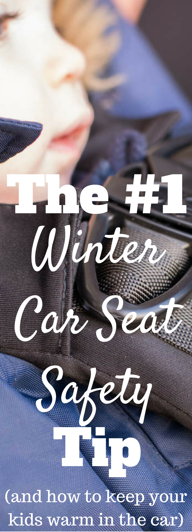 Keep your kids safe this winter with these winter car seat safety tips - as well as the best (and safest) ways to keep your child warm in the car, such as a car seat poncho.
