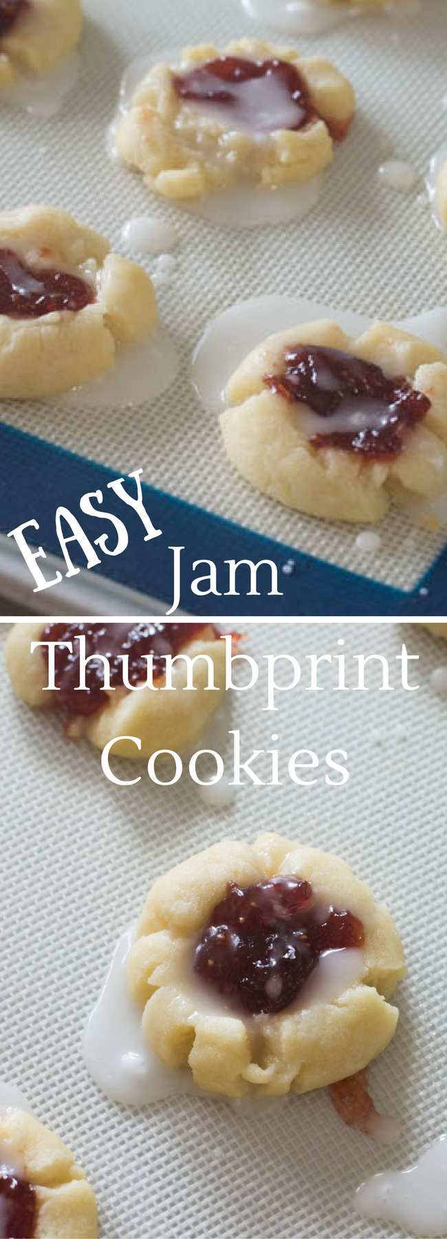 The best thumbprint cookie recipe / thumbprint cookies recipe thumbprint cookies easy / thumbprint cookies jam /thumbprint cookies with icing / thumbprint cookies /thumbprint cookies... / thumbprint cookies and more!