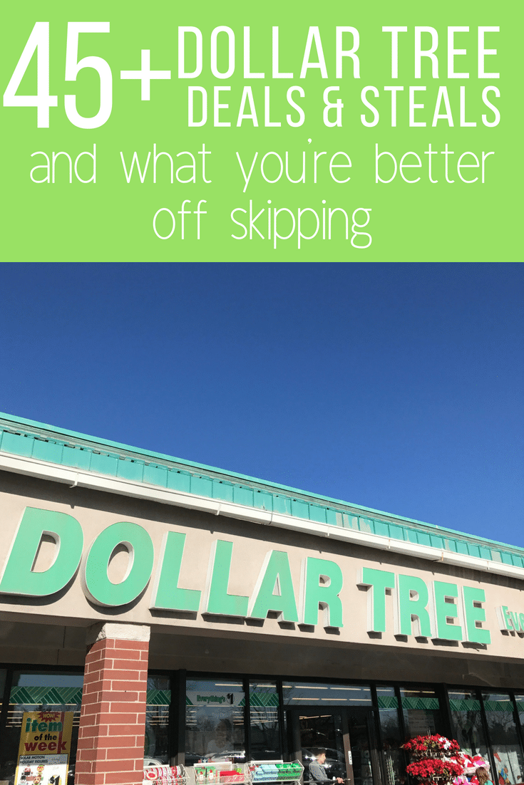 The Best Things to Buy at the Dollar Tree (and the Worst)