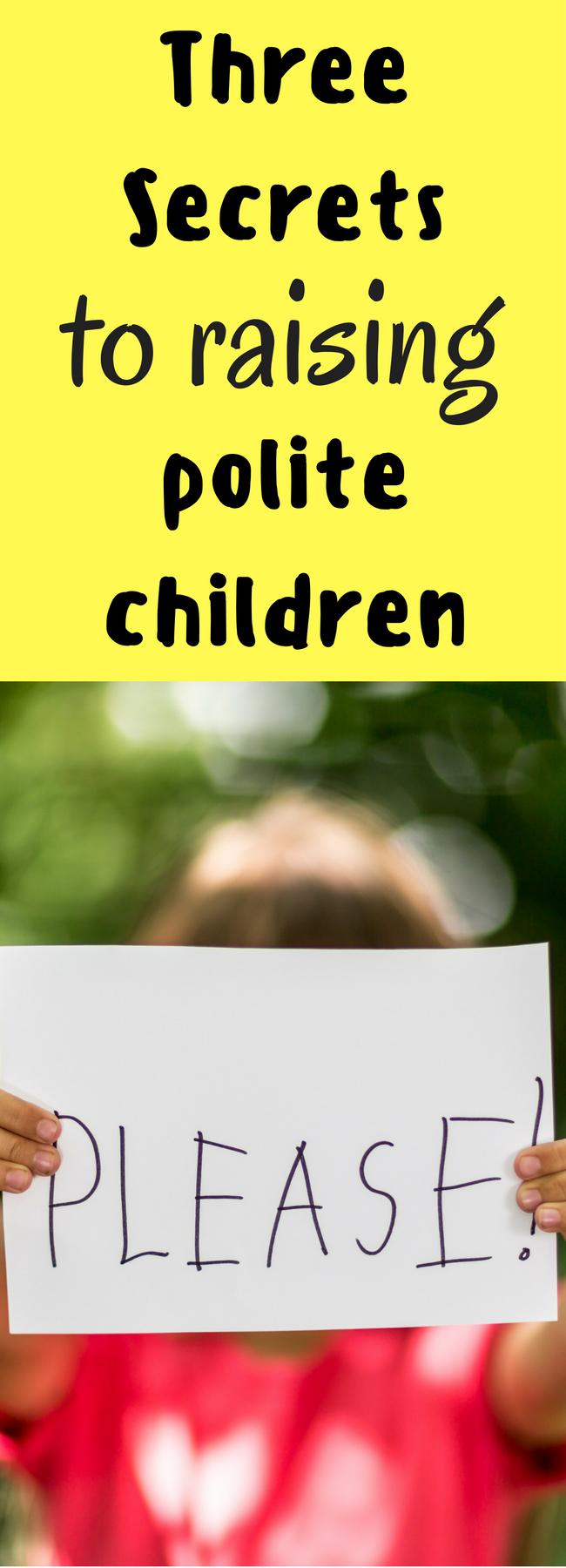 Manners for Kids / Social Skills / How to Raise Polite Children / Parenting Tips for Toddlers / Discipline / For Boys / For Girls
