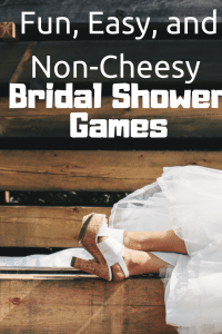 Bridal Shower Games: Fun, Non-Cheesy, and Easy Games