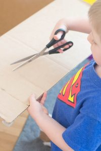 Five Simple Ways to Keep and Organize Your Child's Artwork