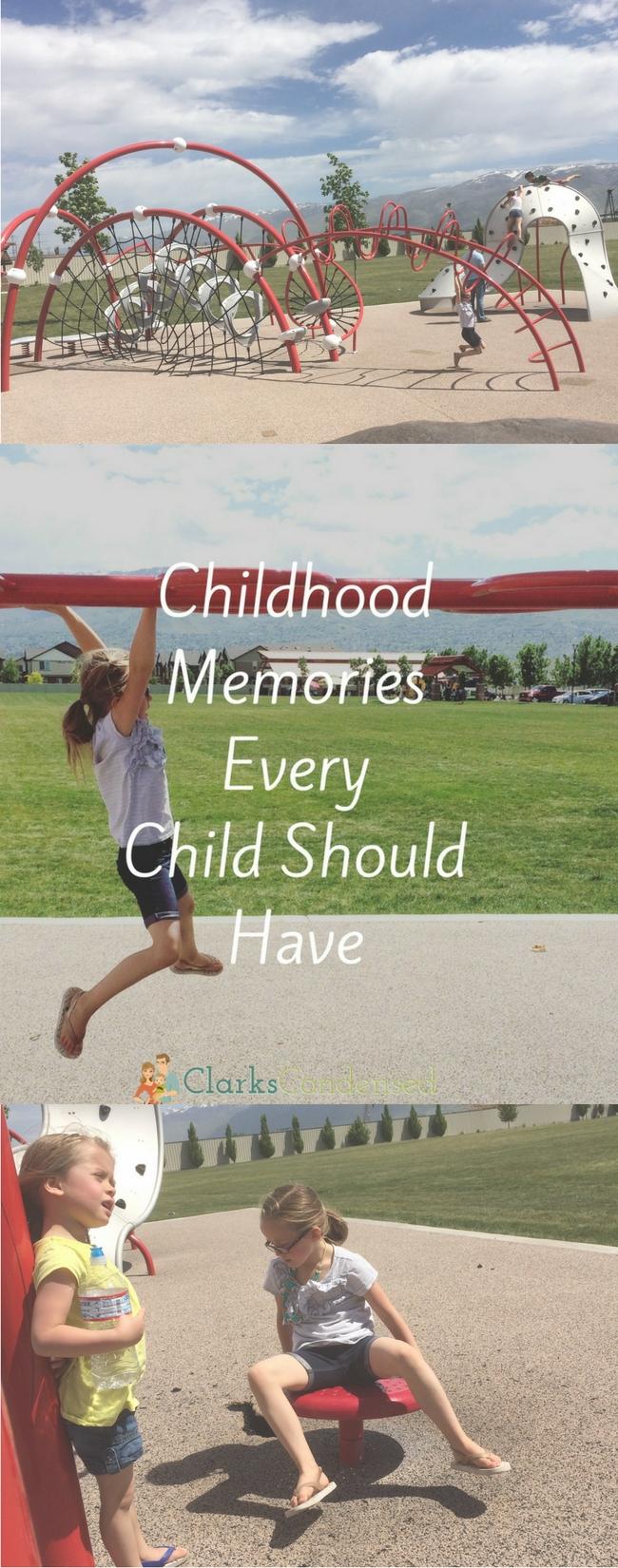Childhood / Childhood games / children / let them be little / memories / motherhood