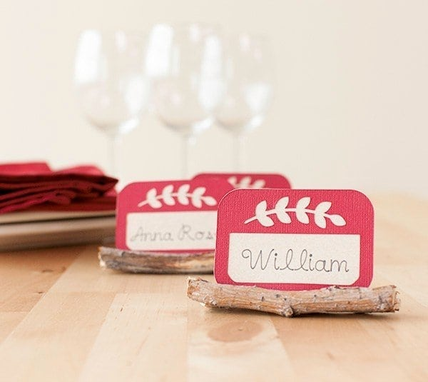 Cricut Wedding Invitations 59 Great Place Cards