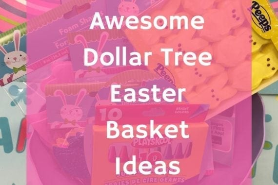 Awesome dollar tree easter basket ideas negle Gallery