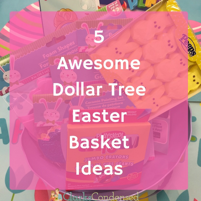 Awesome dollar tree easter basket ideas 5 awesomedollar treeeasterbasketideasg negle Image collections
