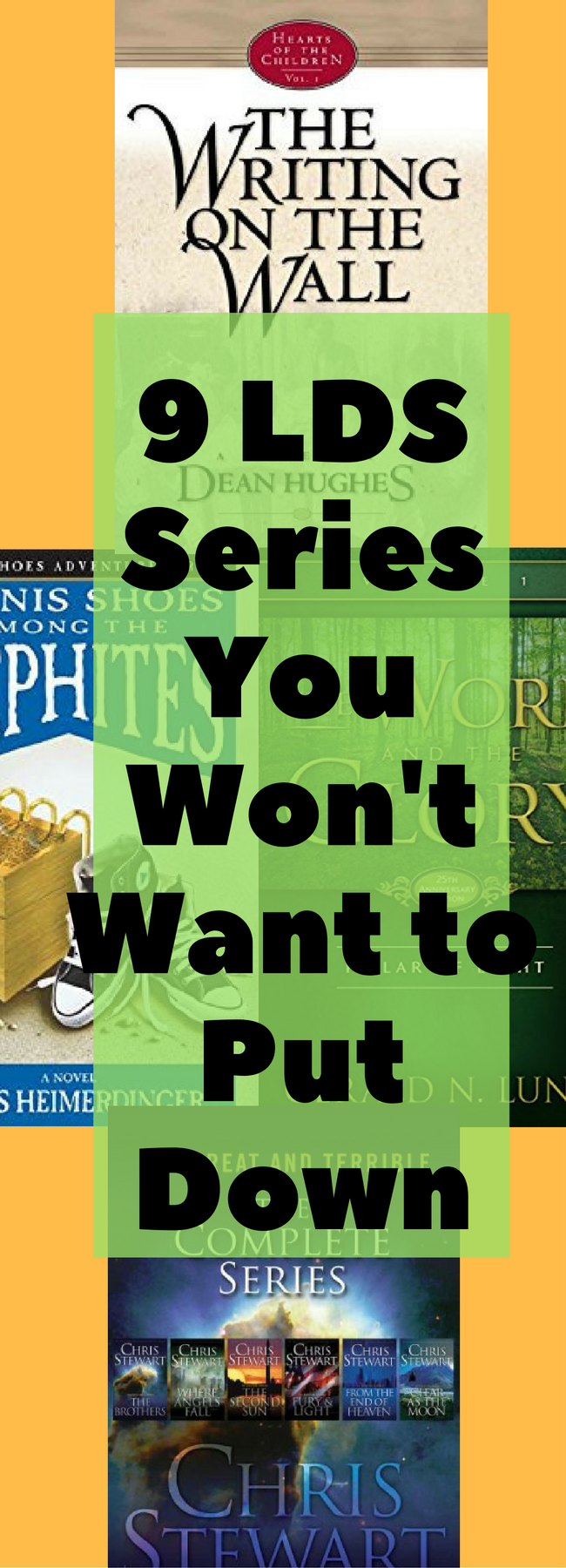 LDS Books / Best LDS Books / Good LDS Books / LDS SEries / LDS Historical Fiction / LDS Fiction