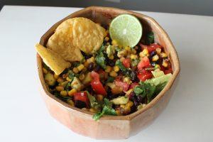 Easy Black Bean and Corn Salsa