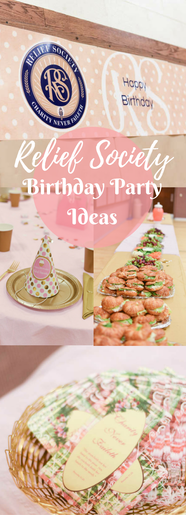 relief society activities / relief society birthday / relief society / relief society birthday ideas / relief society birthday gifts / relief society enrichment via @clarkscondensed